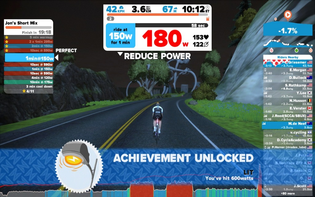 Zwift Workouts review | CyclingTips