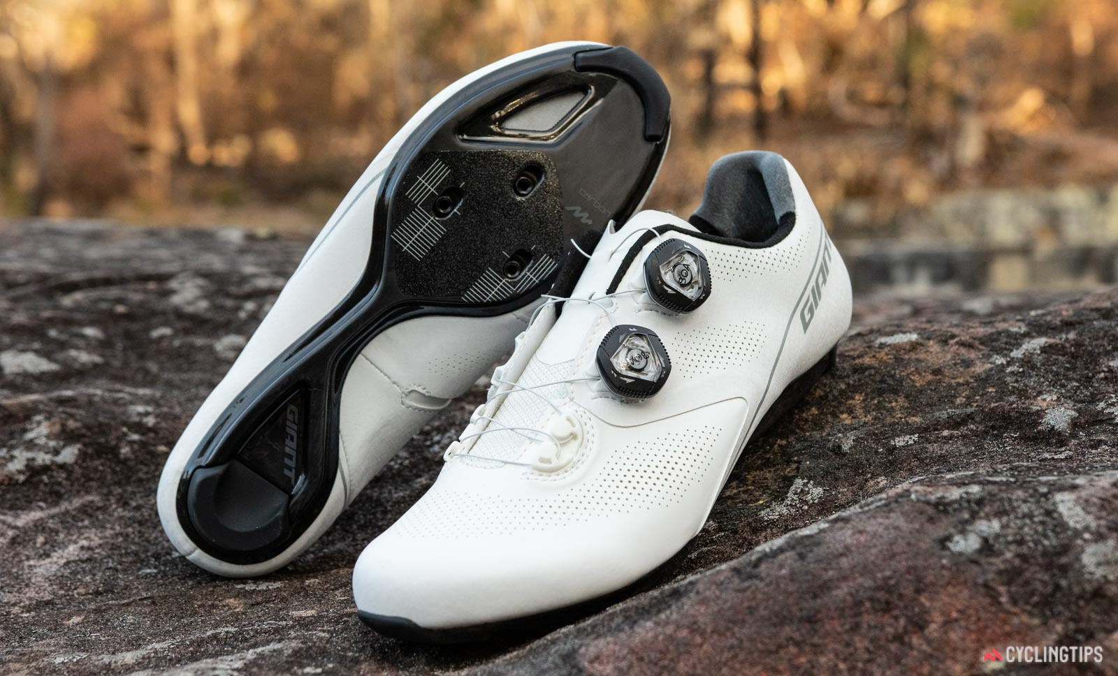Giant Surge Pro road cycling shoe review: Kicks with a twist - CyclingTips