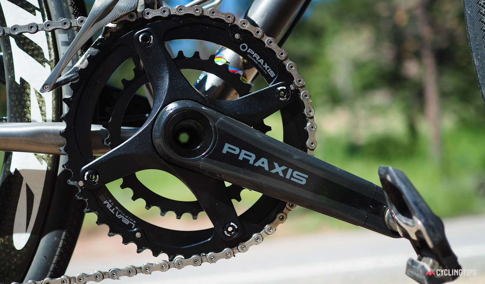 Circle Chainring Narrow wide Direct Mount 30mm for S-works Specialized crank