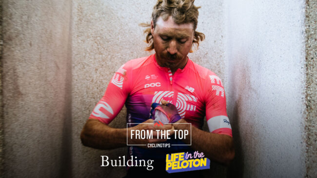 From the Top: 'Life in the Peloton' with Mitch Docker